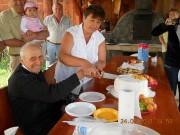 Aniversare la Caminul pentru Seniori Fileo