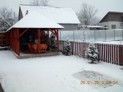 Iarna la Caminul pentru Seniori Fileo